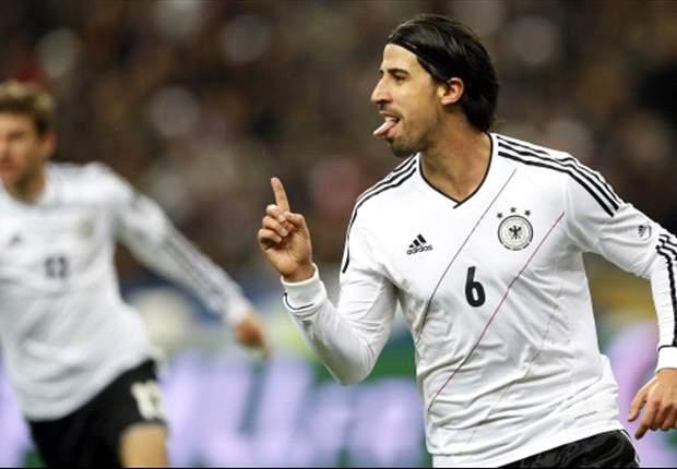 Sami Khedira fichó por el Real Madrid gracias a José Mourinho