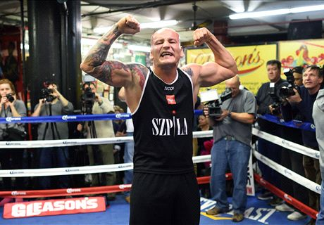 Szpilka - hooligan to heavyweight title?