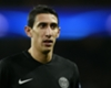 Di Maria a fitness doubt for PSG
