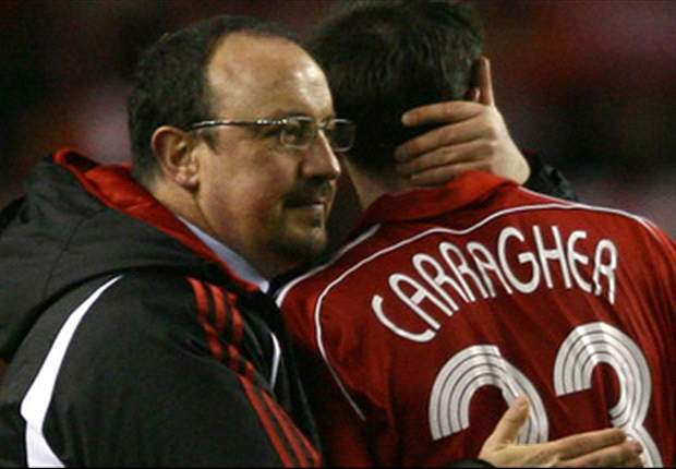 Rodgers: I won't fear Benitez reception at Anfield