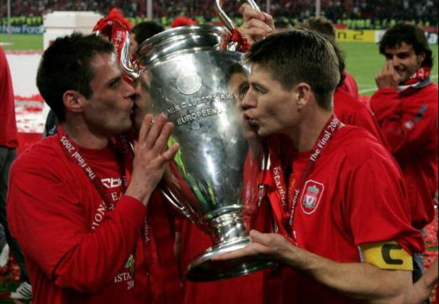 Jamie Carragher believes Borussia Dortmund are like Liverpool of 2005