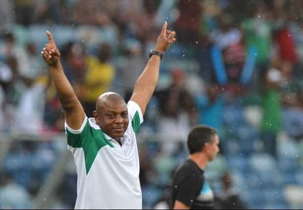 Keshi blijft toch bondscoach Nigeria