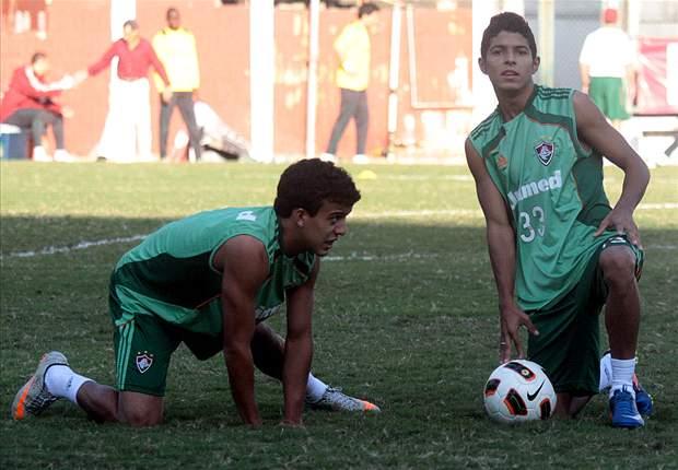 Fluminense empresta Matheus Carvalho