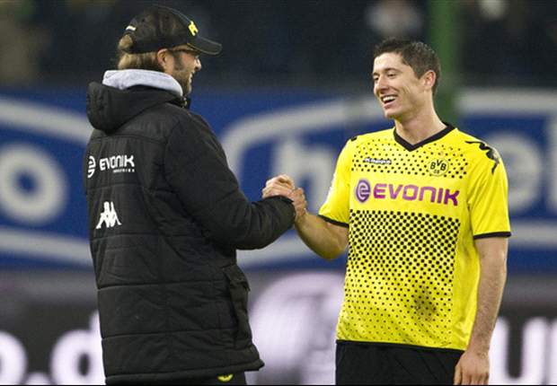 Zorc unsure Lewandowski will extend contract