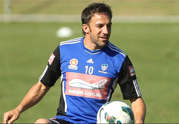 Transfert - Del Piero au Brésil