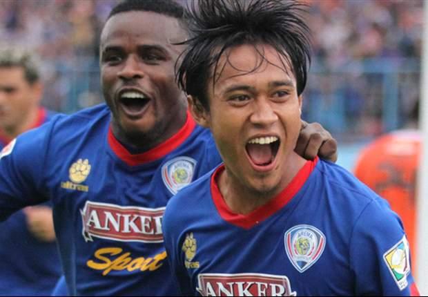 Misi Menang, Arema Bawa 20 Pemain Ke Riau