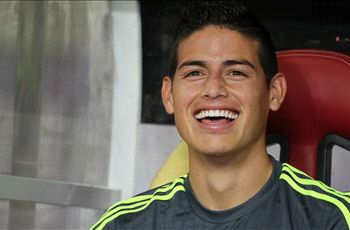 RUMORS: Real Madrid considers selling James Rodriguez
