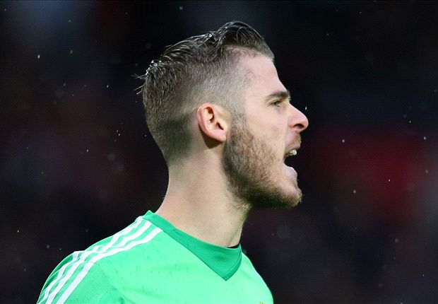 De Gea dismisses Real Madrid talk: I want to become a Man Utd legend like Schmeichel