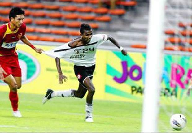 Man of the Match: Pahang (2)1-0)(1) JDT