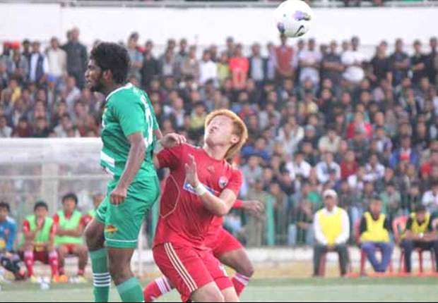 Salgaocar FC - Shillong Lajong FC: Can David Booth's men shrug off North-Eastern challenge?