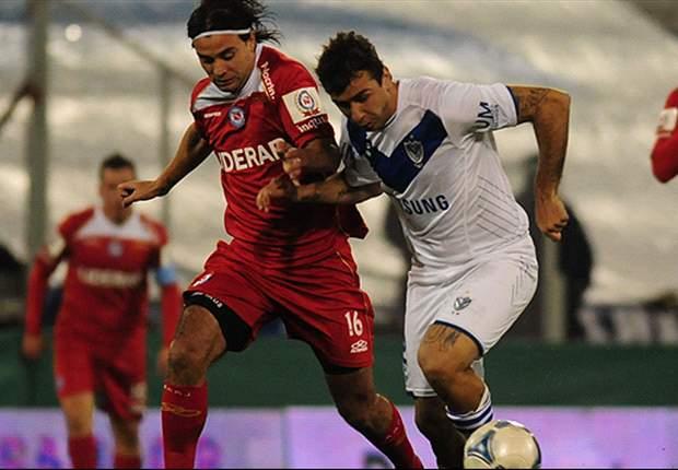 Vélez recibe a Argentinos, este martes desde las 20:15.
