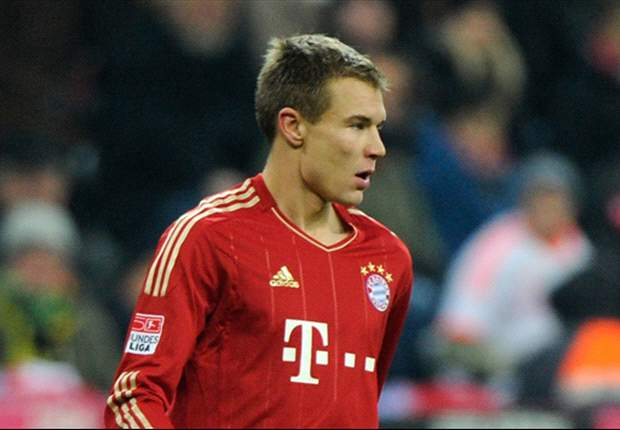 Badstuber extends contract with Bayern