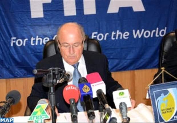 Blatter lamenta morte de jogador na Síria