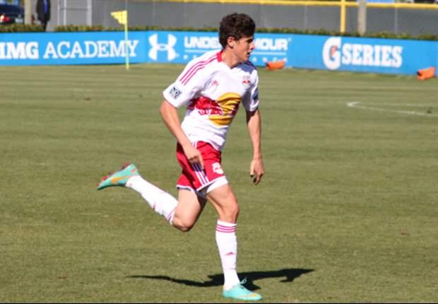 New York Red Bulls sign midfielder Ruben Izquierdo