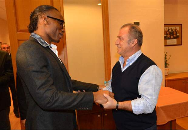 Mourinho advised me on my move to Galatasaray, says Drogba