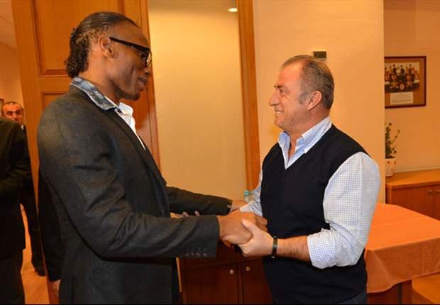 Drogba: Mourinho me aconsejó venir al Galatasaray