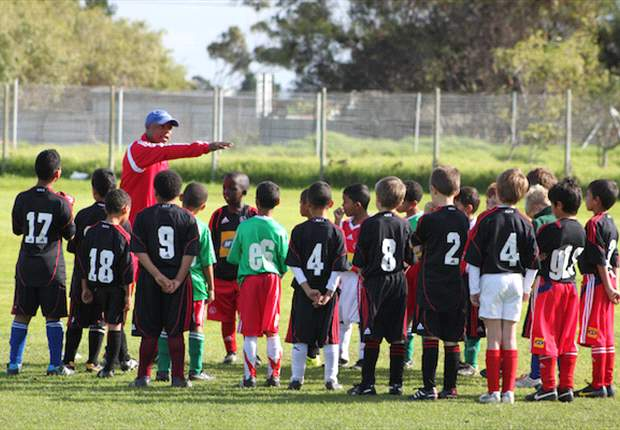 Ajax Amsterdam displays social responsibility by supporting Ajax Cape Town's Community Scheme