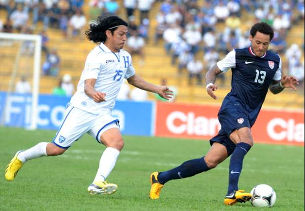 Espinoza helped Honduras to a 2-1 win over the U.S. in February