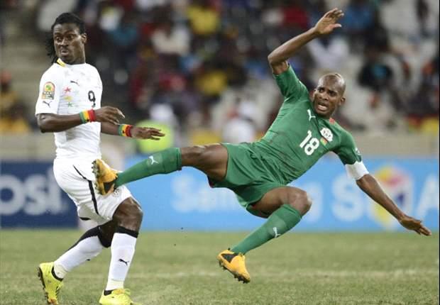 CAN 2013 - Kaboré félicite le Nigéria