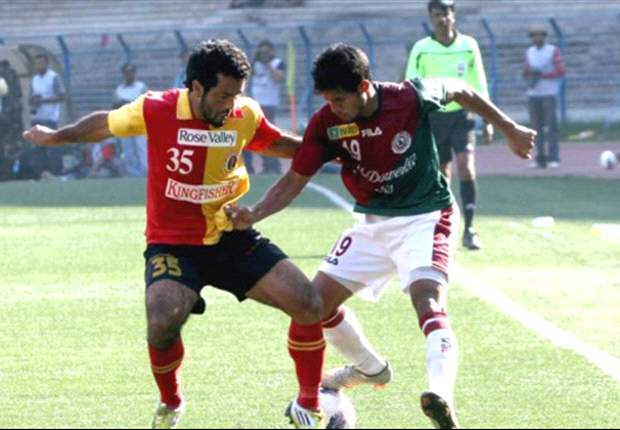 Mohun Bagan 0-0 East Bengal: A half empty Salt Lake Stadium sees a stalemate, albeit with a controversial penalty decision overturned