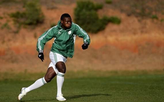 Godfrey Oboabona - Nigeria