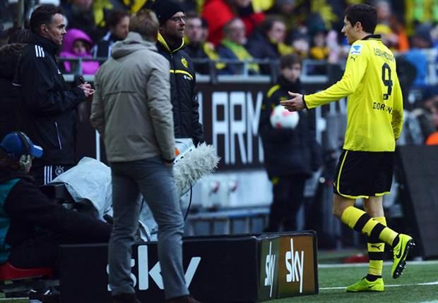 HSV klopt Dortmund in heetgebakerd duel