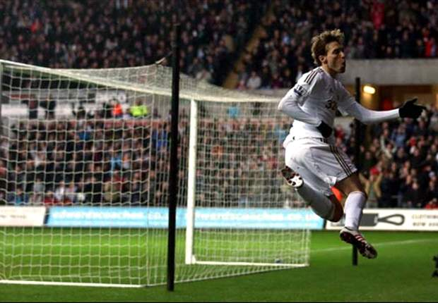 Michu is Swansea's best buy for many, many years - Laudrup