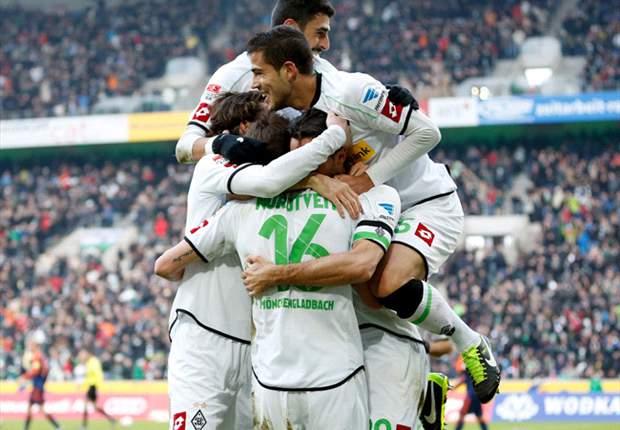 Gelingt Mönchengladbach gegen Lazio ein Heimerfolg?