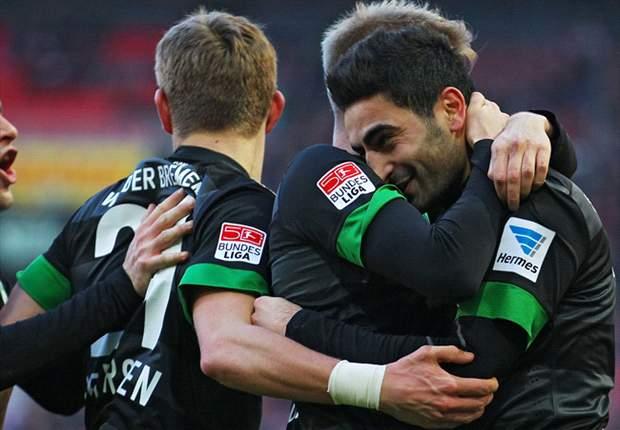 Werder stürzt Stuttgart ins Tal der Tränen und siegt auswärts 4:1