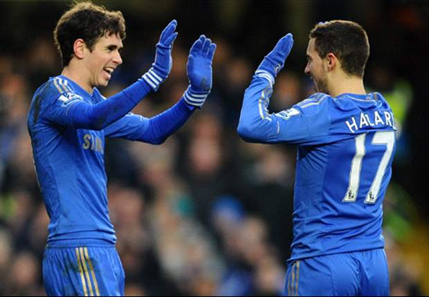Chelsea 4-1 Wigan: Lampard & Marin wrap up comfortable Blues win