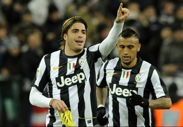 Juventus eenvoudig langs Fiorentina