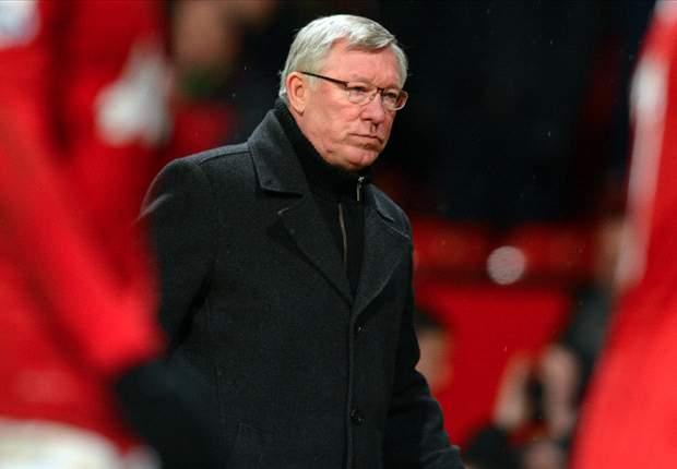 Ferguson diz que reencontro com Mourinho é uma 'guerra de nervos'