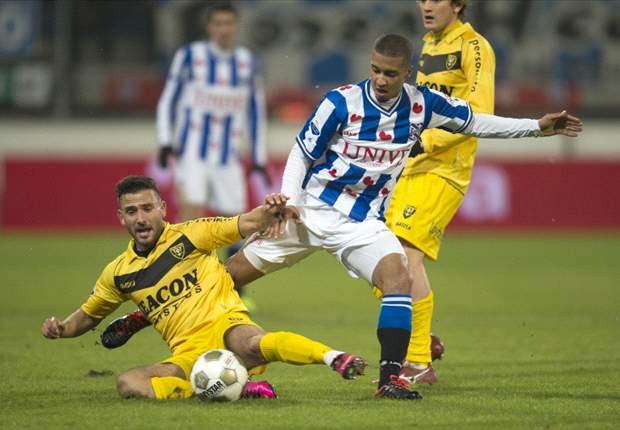 Marecek baalt van gelijkspel tegen VVV