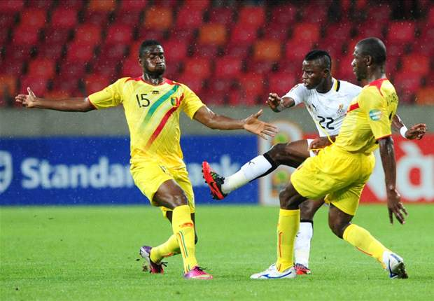 Mali defender Salif Coulibaly joins TP Mazembe