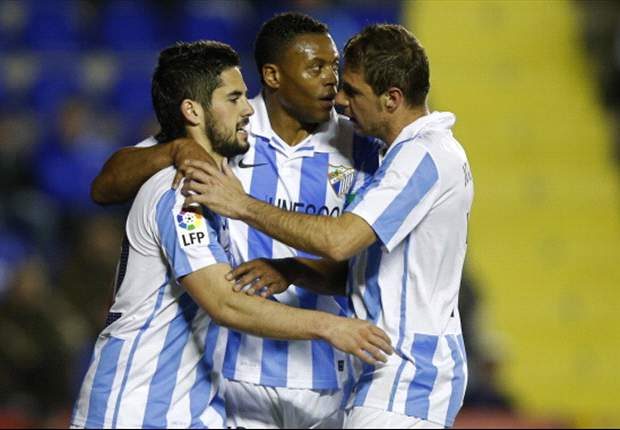 Joaquin eager to prolong Malaga's Champions League dream