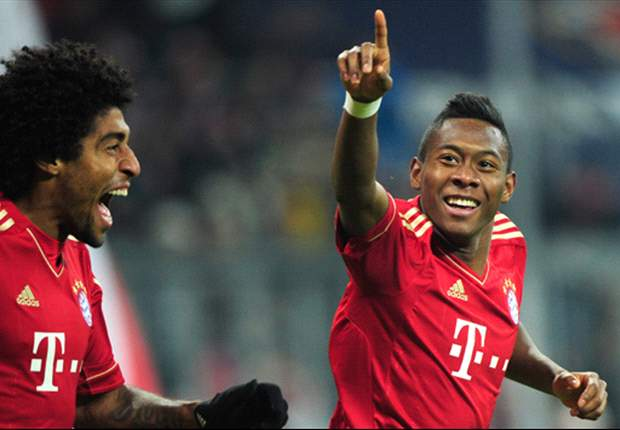 PROFIL: David Alaba - Young Guns Liga Champions