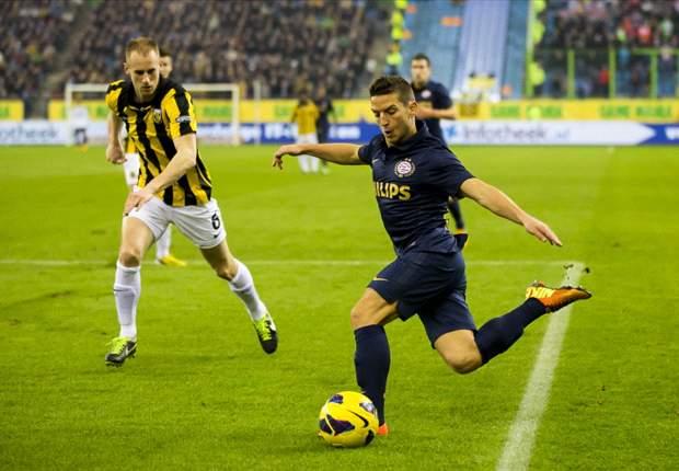 Bony helpt tiental Vitesse aan gelijkspel