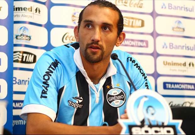 Grêmio divulga lista final da Libertadores