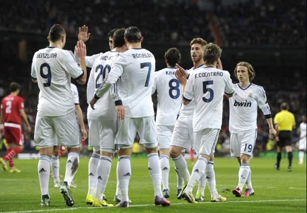 Cristiano Ronaldo ya calienta motores para el Galatasaray