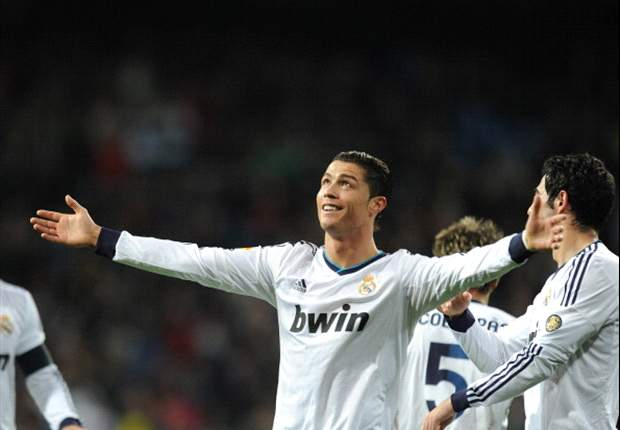 Real Madrid 4-1 Sevilla: Ronaldo fires warning to Man Utd with formidable hat-trick