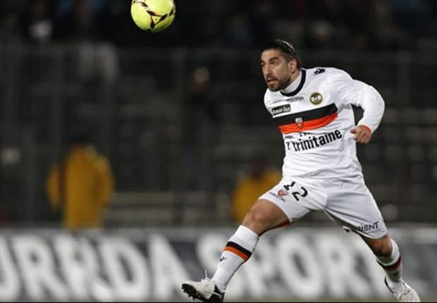 Lucas Mareque debuta en la red para el Lorient