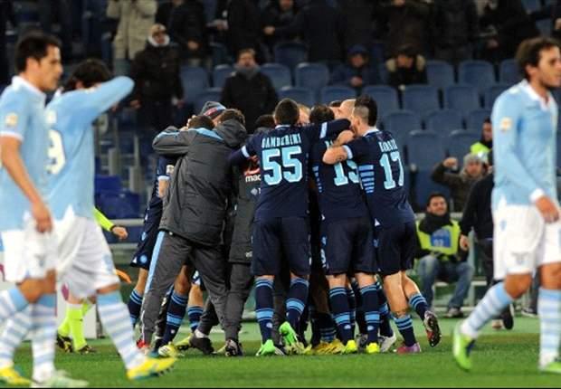 Lazio 1 x 1 Napoli: Tudo igual no Olímpico