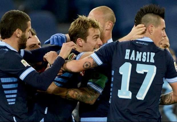 Punto Napoli - Un pareggio dal retrogusto amaro: la minaccia Lazio per il secondo posto è scacciata via, ma la Juve se ne va