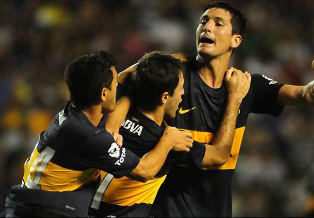 Boca Juniors 3-2 Quilmes: La Bombonera se deleita con una remontada