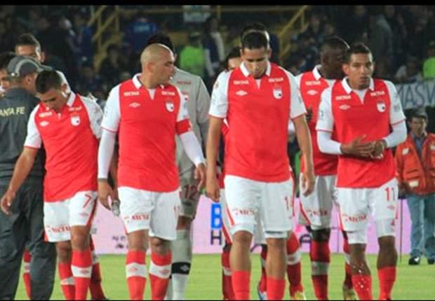 Santa Fé 1x1 Tolima: tudo igual no clássico colombiano, marcado por belos gols