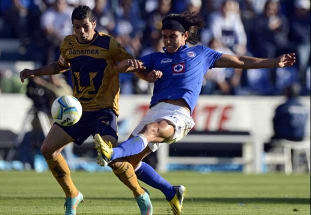 Cruz Azul 1-1 Pumas | Clásico empate entre celestes y auriazules