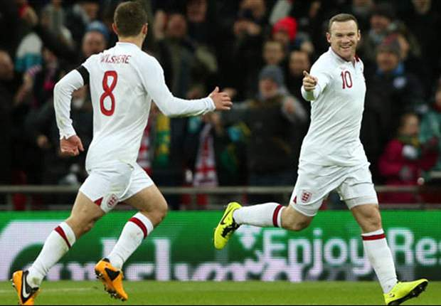 Rooney: Wilshere closest thing to Gascoigne I've seen