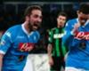Jose Callejon: Jangan Pergi, Gonzalo Higuain!