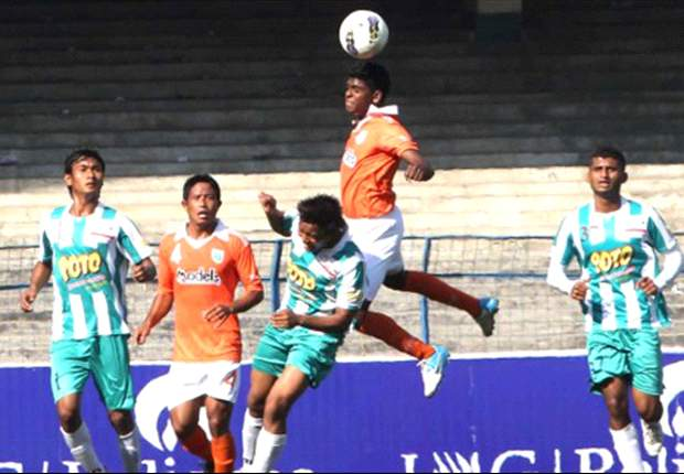 Pailan Arrows 0-2 Sporting Clube de Goa: Oscar Barreras' team continue their fantastic run of form