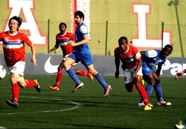 United Sikkim 0-1 ONGC FC: Eric Brown's late strike breaks Sikkim hearts